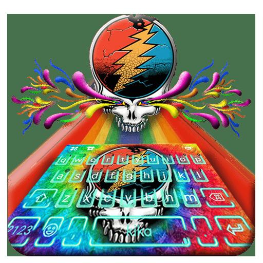 Grateful Dead Keyboard Theme for DeadHead - Rock