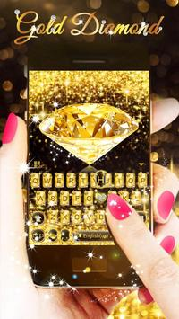 Gold Diamond poster