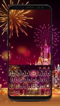 Gorgeous Firework poster