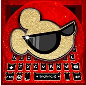 Micky Modish Keyboard icon