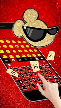 Micky Modish Keyboard poster