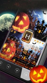 Carnival Halloween poster