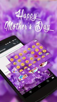 Happy Mother's Day Kika Theme poster