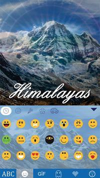 Himalayan Keyboard Theme poster