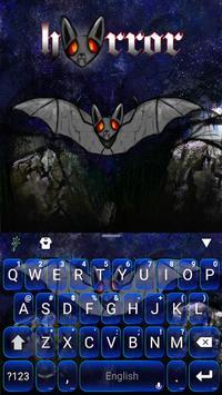 Horror Keyboard Theme screenshot 1