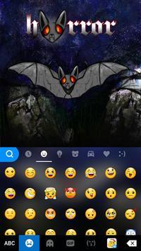Horror Keyboard Theme screenshot 2
