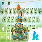 Janmashtami Keyboard Theme icon