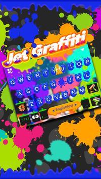 Jet Graffiti poster