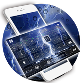 Lighting Storm Keyboard Theme icon