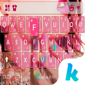 Lovely Girl Keyboard Theme icon