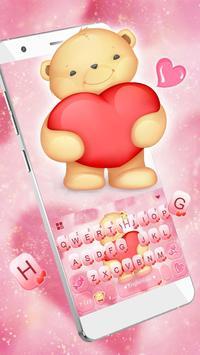 Cuteness Bear Keyboard screenshot 2