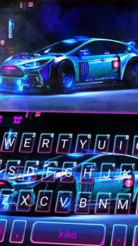 Racing Sports Car poster