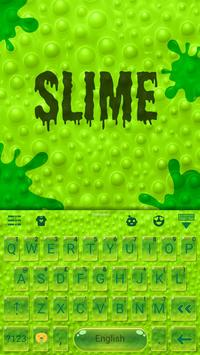 Keyboard - Slime New Theme poster