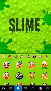 Keyboard - Slime New Theme screenshot 1