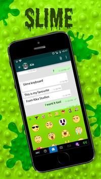 Keyboard - Slime New Theme screenshot 4