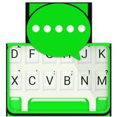 Tema Keyboard SMS Chatting ícone