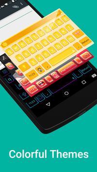 Twemoji for Kika Keyboard apk screenshot