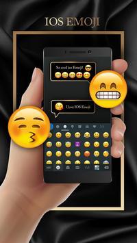 Schermata apk Free iPhone IOS Emoji for Keyboard+Emoticons