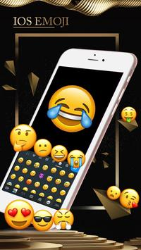 Free iPhone IOS Emoji for Keyboard+Emoticons poster