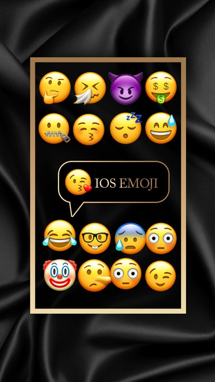 download ios 10 emoji keyboard apk