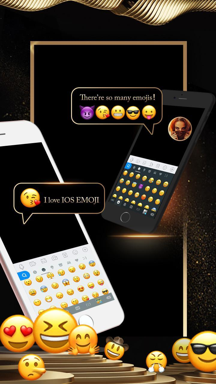 Free iPhone IOS Emoji for Keyboard+Emoticons for Android - APK Download