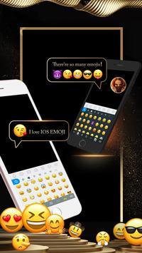 Free iPhone IOS Emoji for Keyboard+Emoticons تصوير الشاشة 2