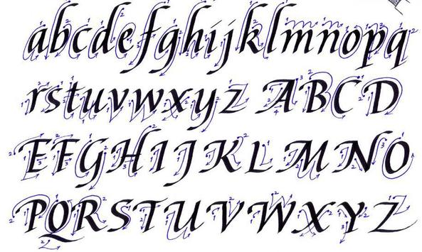 Modern Calligraphy Lettering Arts Screenshot 6