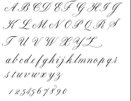 Modern Calligraphy Lettering Arts Screenshot 7