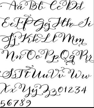 Modern Calligraphy Lettering Arts Screenshot 11