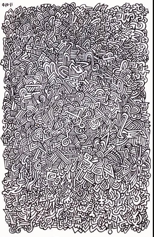 880 Koleksi Gambar Doodle Bagus Dan Keren Gratis