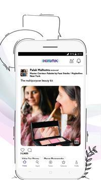 Ikinaki - Product Reviews App poster