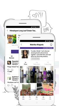 Ikinaki - Product Reviews App screenshot 2