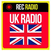 Radio Stations Free Apps Uk Radio Recording icon