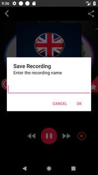 Radio Stations Free Apps Uk Radio Recording screenshot 2