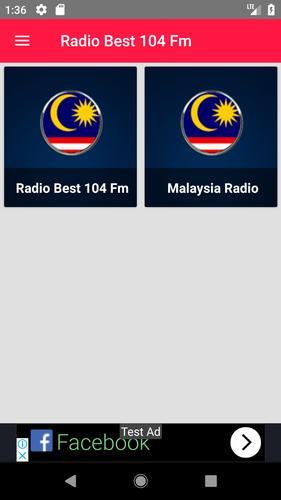 Malaysia Radio Station 104 Fm Record Radio Stream for