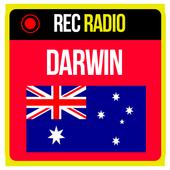 Darwin Online Radio Recording icon
