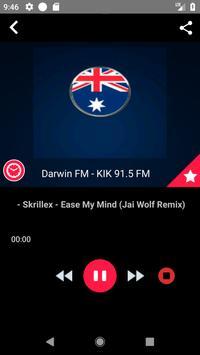 Darwin Online Radio Recording screenshot 3
