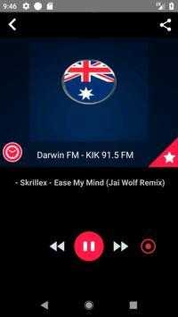Darwin Online Radio Recording screenshot 1