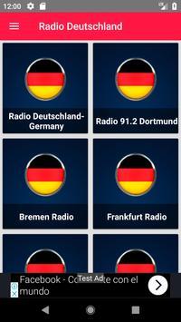 Germany Radio Stations Streaming Radio Record poster