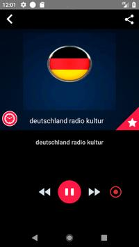 Germany Radio Stations Streaming Radio Record screenshot 3