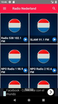 Radio Netherlands Fm Online Radio Recording screenshot 2
