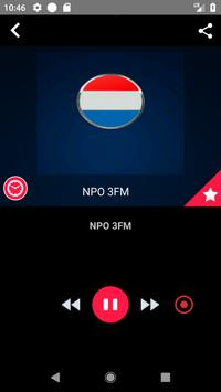 Radio Netherlands Fm Online Radio Recording screenshot 3