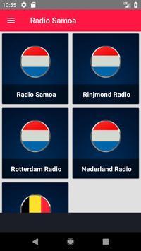 Radio Samoa 1593am Online Radio Recording poster