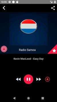 Radio Samoa 1593am Online Radio Recording screenshot 2