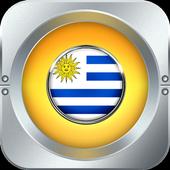 Radios de Montevideo Radios Uruguayas Gratis FM icon