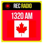 Radio 1320 Am Radio With Sleep Timer icon