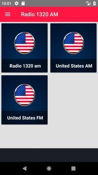 Radio 1320 Am Radio With Sleep Timer poster