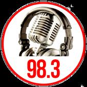 Radio 98.3 Radio Station Radio 98.3 FM Radio App icon