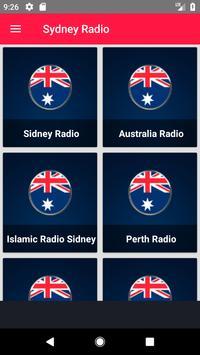 Sydney Radio Stations Online Radio Recording poster