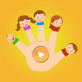 Finger Family Video (Offline) icon